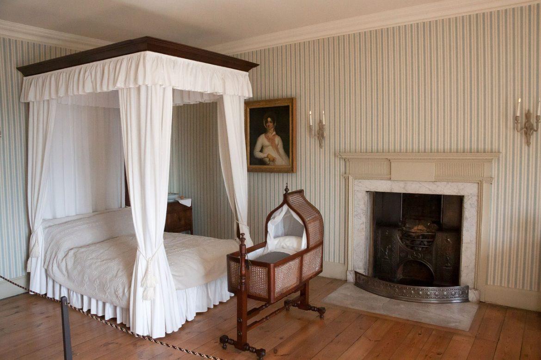 chambre chene antique