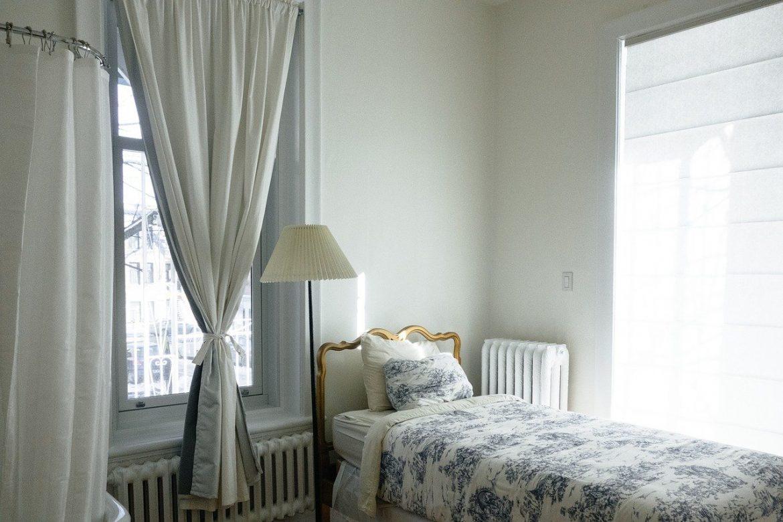 Décoration : chambre simple