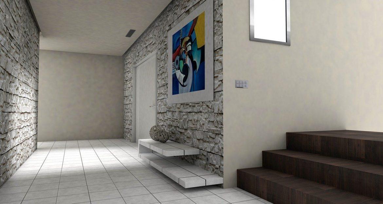 Décoration : entrée moderne design