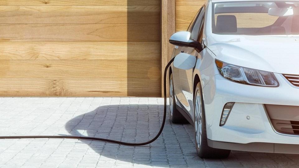 Recharge électrique pour voiture