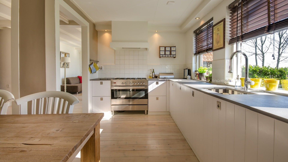 Quel revêtement pour le sol de la cuisine ?
